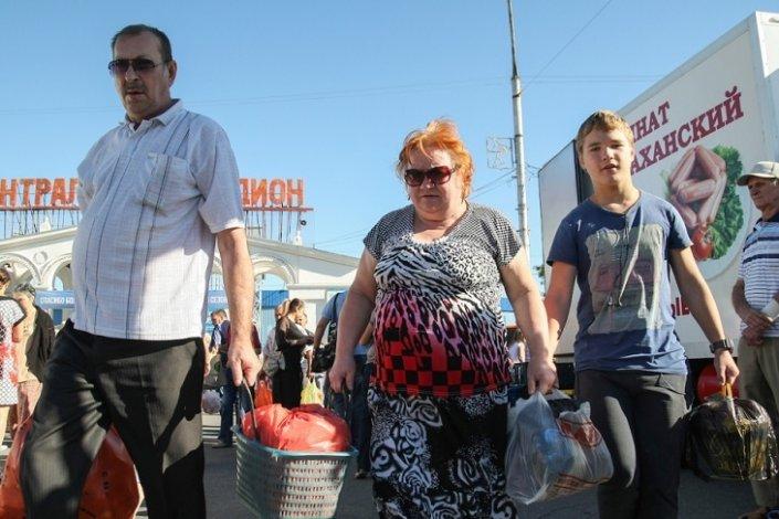 Астраханцев ждёт субботняя ярмарка