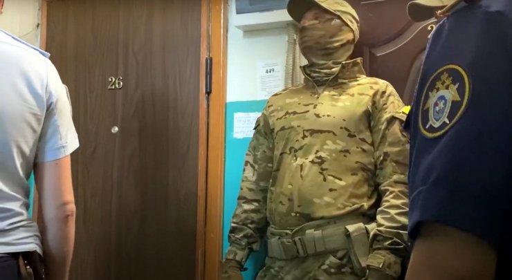 Четверых астраханцев подозревают в создании экстремистской организации