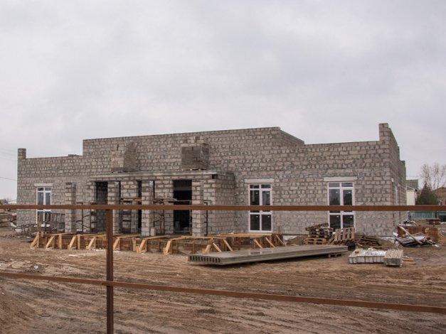 Строительство Дома культуры не будет завершено в срок