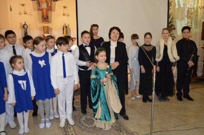 Астраханский орган услышат жители области
