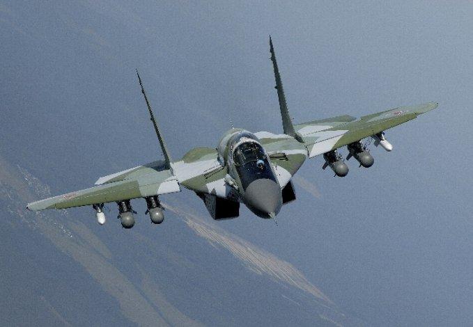 В Астрахани проходит российско-сербское лётное учение