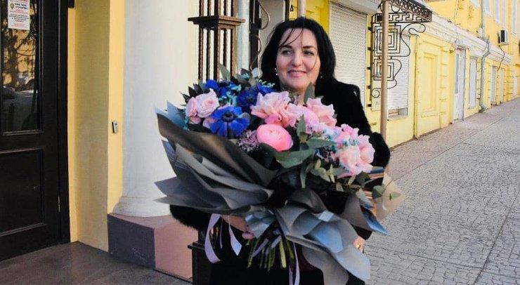 Алёна ГУБАНОВА: Про улицу Чернышевского