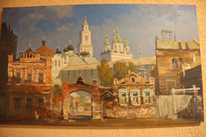 В Цейхгаузе откроется «Астраханская весна-2020»