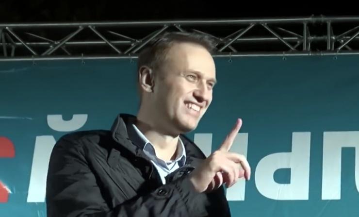 Разыскивается координатор астраханского штаба Навального