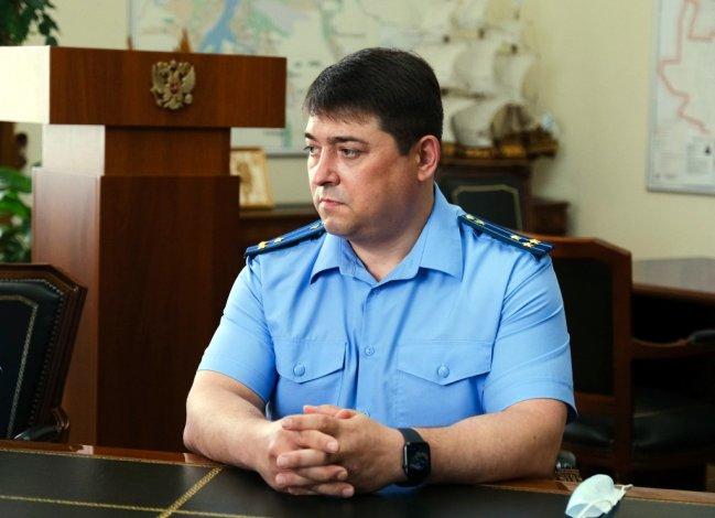 Депутата Шеина обвинили в дезинформации прокурора Астраханской области