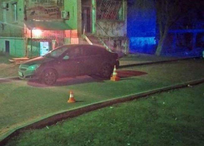 В Астрахани идёт розыск водителя, сбившего человека