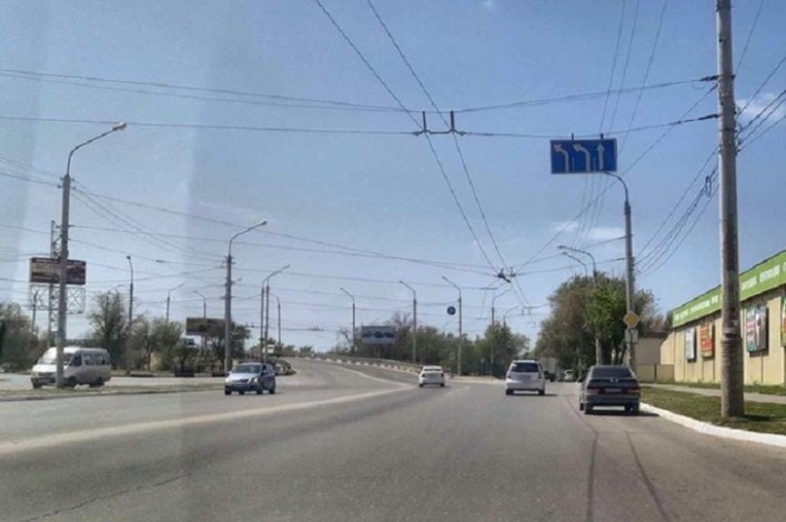 В Астрахани на аварийном мосту введены частичные ограничения