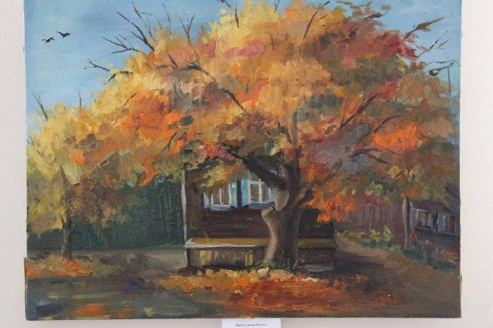 Астраханское художественное училище представляет выставку своих студентов