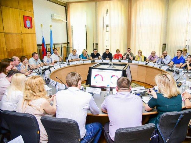 В Думе обсудили вопросы поддержки предпринимательства