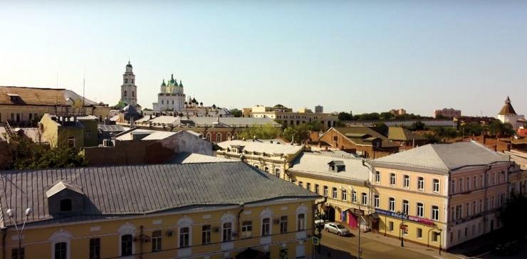 Астрахань вошла в топ-5 регионов с наибольшим приростом туристов