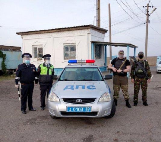 Под Астраханью задержан сбежавший осуждённый из Калмыкии