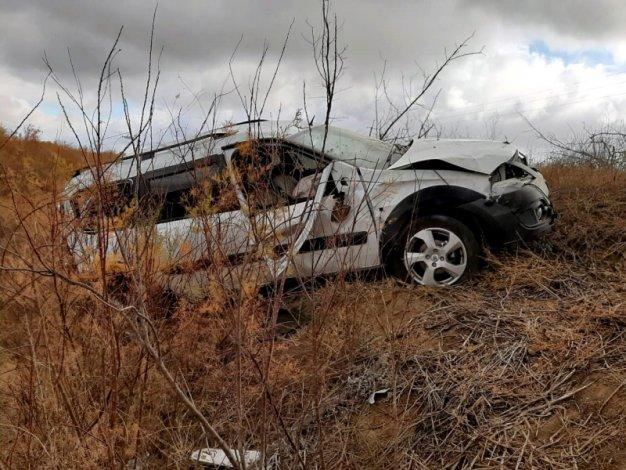 Выбоина на трассе под Астраханью стала причиной смертельного ДТП