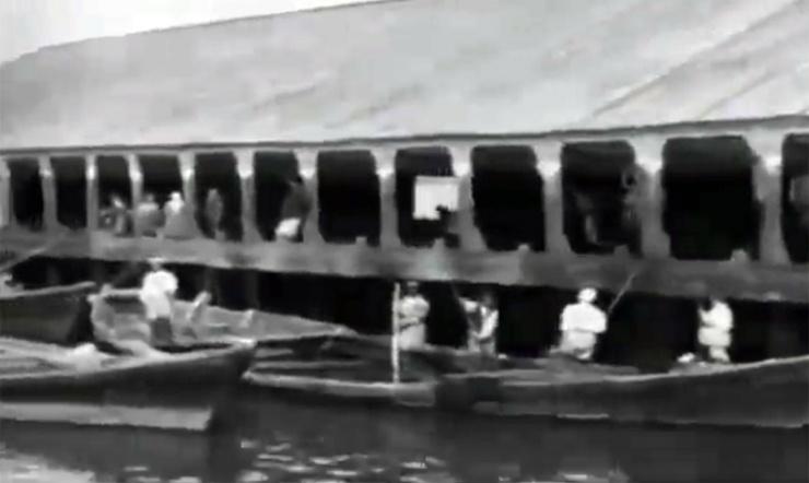 В сети появилась запись астраханской рыбалки 1908 года