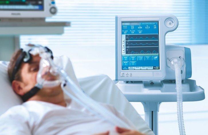КТК закупил для нужд астраханского здравоохранения шесть аппаратов ИВЛ