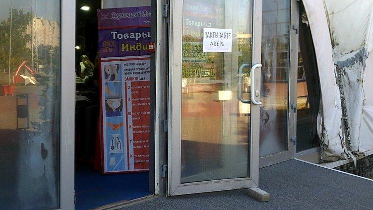 Астраханские реалии: «Ивановский текстиль» на выставке индийских товаров