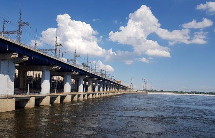 В Астраханской области завершается половодье