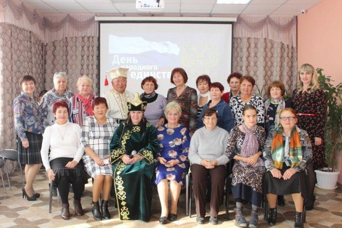 День народного единства отметили в социальных учреждениях Астрахани
