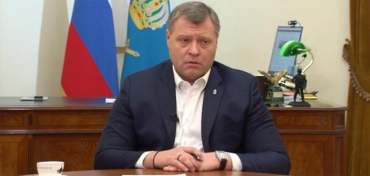 Астраханский губернатор Игорь Бабушкин сделал новое назначение