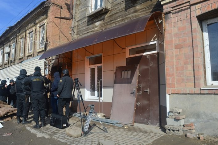 В Астрахани будут активно сносить незаконные постройки