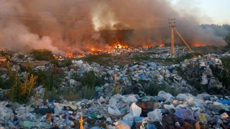 Астрахань: переживём жару, если мусор жечь не будут
