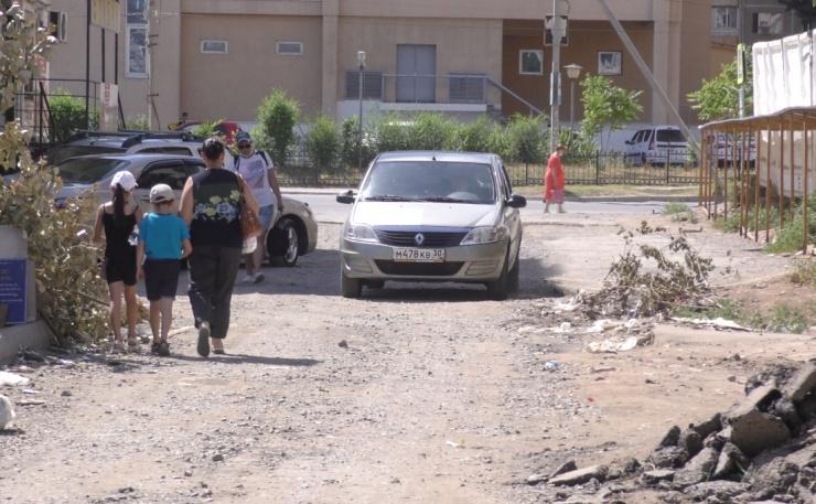 В Советском районе Астрахани власти благоустроят три объекта