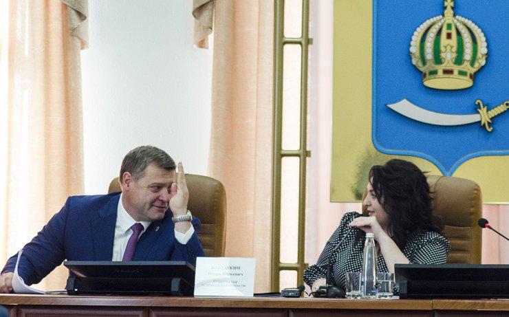 Игорь Бабушкин не поддержал отставку главы Астрахани