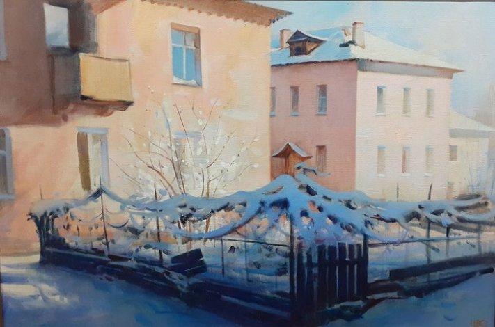 Астраханская картинная галерея представляет выставку Владимира Шарова