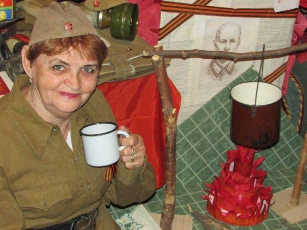Пенсионерка на карантине создала ретро-музей