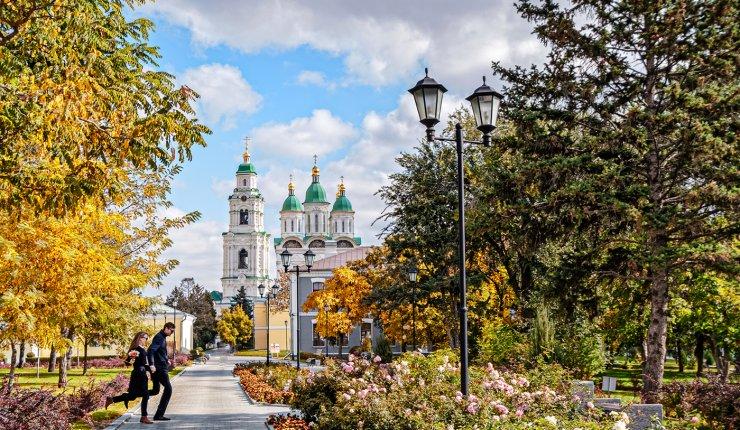 Бабье лето в Астрахани: когда его ждать