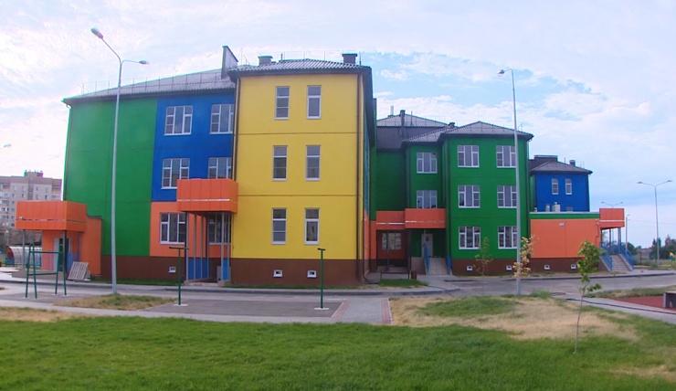 Детский сад в микрорайоне «Западный-2» готовится к открытию
