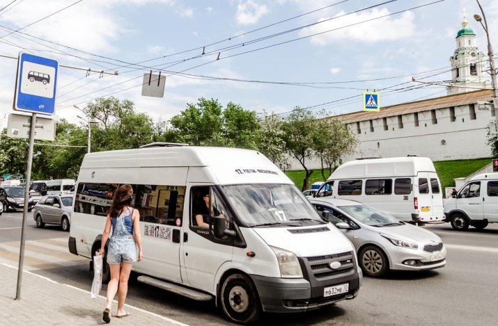 Астраханские маршрутки саботируют требование губернатора