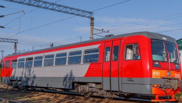 Дополнительные рейсы пригородных поездов между станциями Астрахань-2 и Олейниково