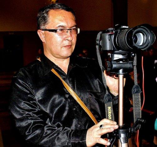 К юбилею астраханского журналиста и блогера Игоря Глуховского
