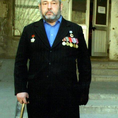 Астраханский инвалид-афганец жалуется на судей и приставов