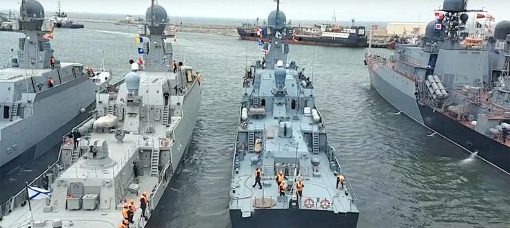 Каспий:  «море» «дружбы» и океан проблем. Почему Каспийская флотилия ушла из Астрахани