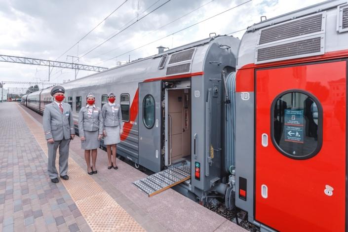 Почти 500 новых вагонов пополнят составы поездов дальнего следования в текущем году