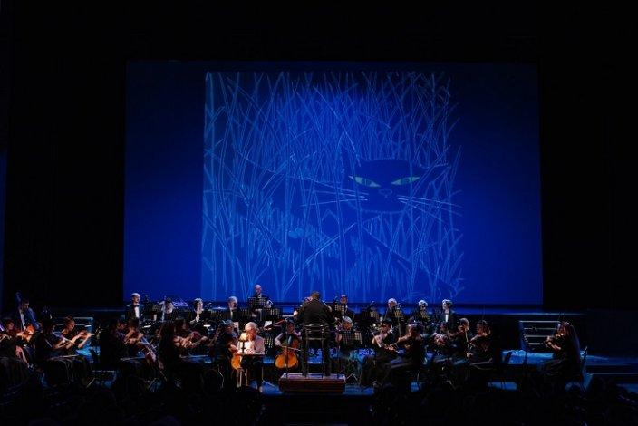 Астраханский театр оперы и балета порадовал детей запоминающимся действом