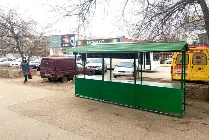 «Зеленые ряды» в Астрахани всегда готовы к работе