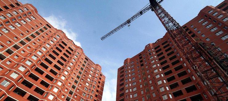 Объёмы строительства жилья в Астрахани рухнули