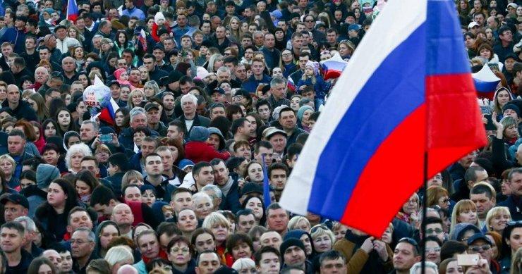 Запланированное вымирание народов России