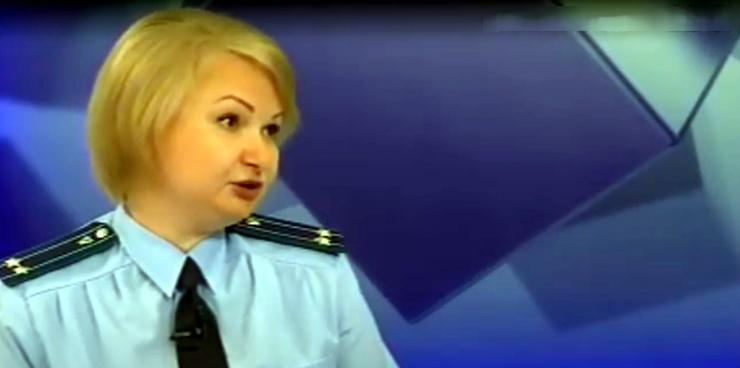 Сообщается об отставке прокурора Астрахани Екатерины Зориной