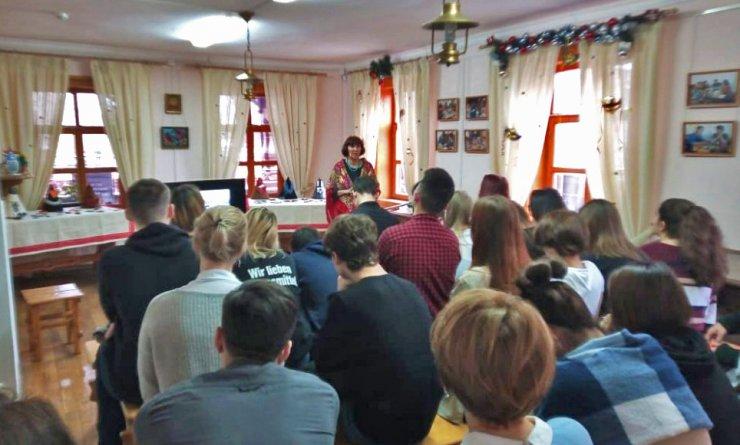 Астраханцам поведали историю местного градостроительства