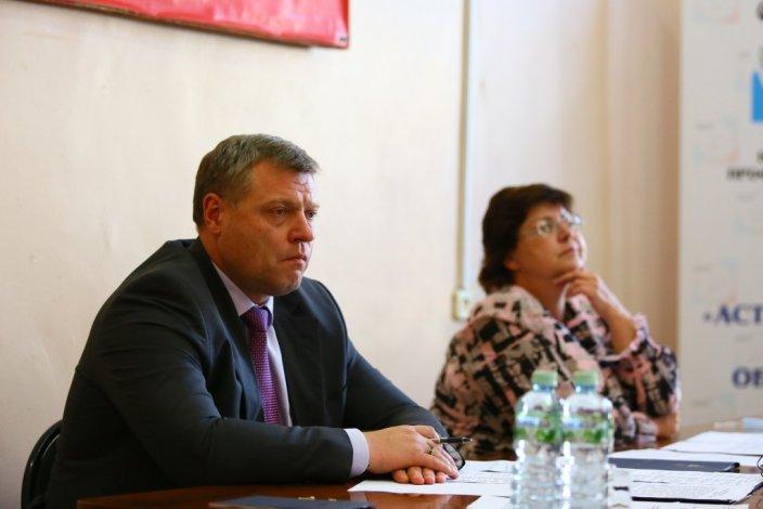 Губернатор Астраханской области руководителям профсоюзов: Мы должны усилить вашу роль в общей работе власти
