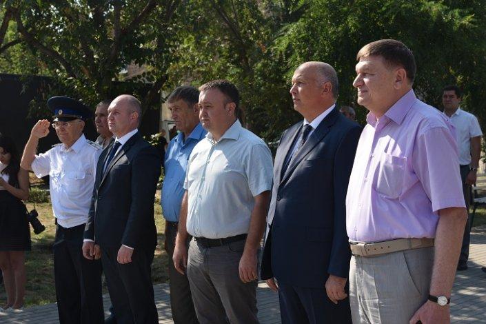 Власти Астрахани отметили день рождения Феликса Дзержинского