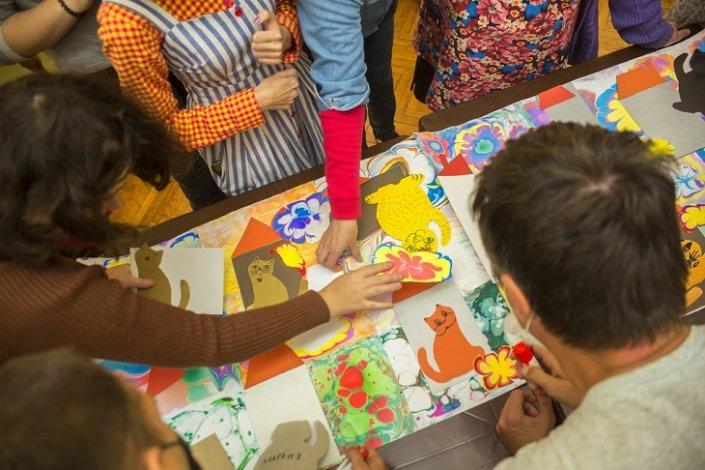 Астраханский музей развивает возможности людей с особой ментальностью