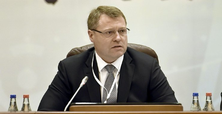 Астраханский губернатор жёстко раскритиковал облминстрой