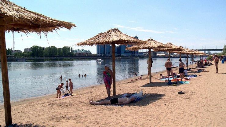 Астраханский Роспотребнадзор дал рекомендации по выбору водоёма для купания