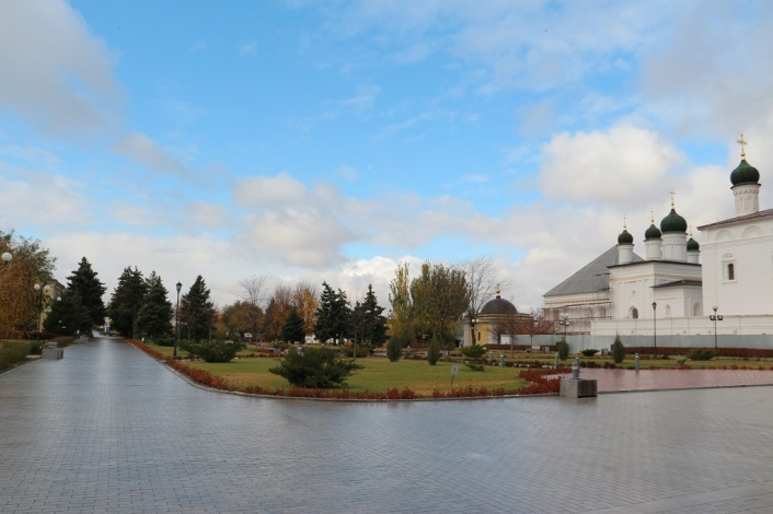На культурно-исторических объектах Астрахани проходят субботники