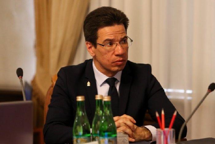 Уволен ещё один астраханский министр
