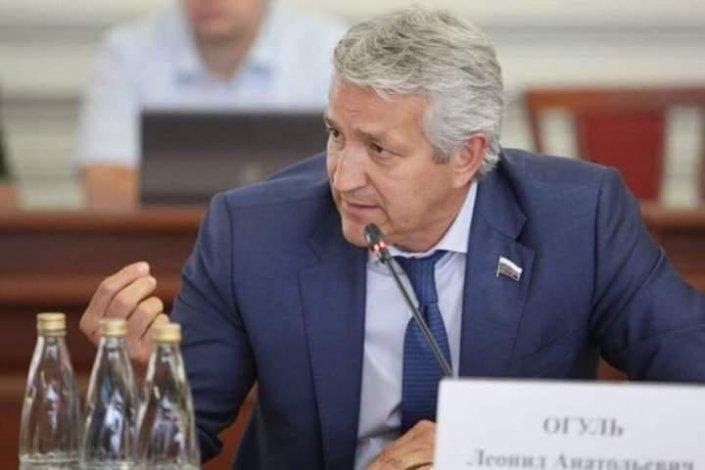 Депутат Госдумы Леонид Огуль за приравнивание вейпов к табаку